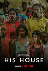His House - Poster