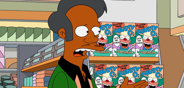 Apu in Die Simpsons