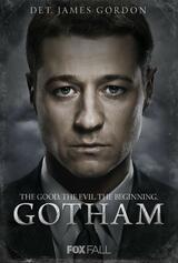 Gotham - Staffel 1 - Poster