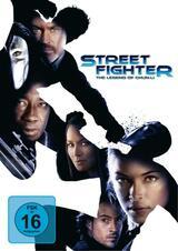 Street Fighter: The Legend of Chun-Li - Poster