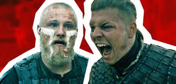 Bild zu:  Björn und Ivar in Vikings