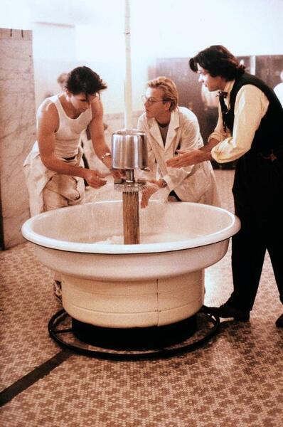 Flatliners - Heute ist ein schöner Tag zum Sterben mit Kiefer Sutherland, Oliver Platt und William Baldwin