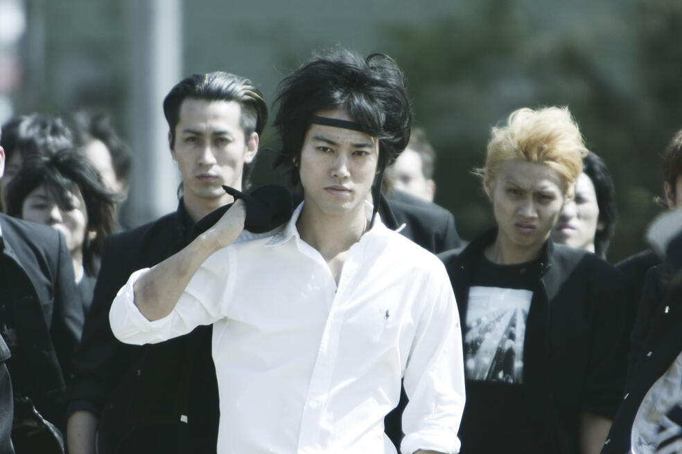 The Crows Are Back: Crows Zero II - Photo3