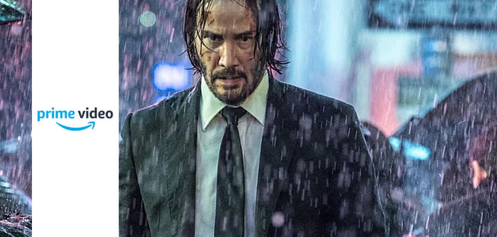 Neu bei Amazon Prime im Januar: John Wick 3 viele weitere Filme und Serien