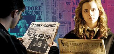 Harry Potter - Der Tagesprophet birgt Geheimnisse