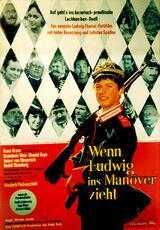 Wenn Ludwig ins Manöver zieht - Poster