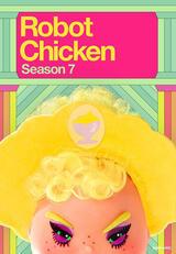 Robot Chicken - Staffel 7 - Poster