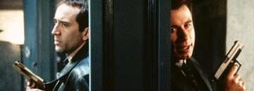 Nicolas Cage und John Travolta in Im Körper des Feindes