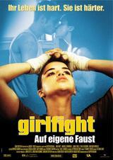 Girlfight - auf eigene Faust - Poster