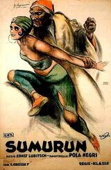 Sumurun - Poster