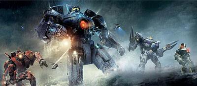 Die 'Jaeger' genannten Kampfroboter | Pacific Rim