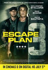 Escape Plan 3 - The Extractors - Poster