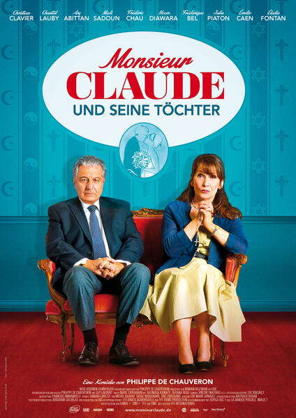 Monsieur Claude Und Seine Töchter Stream Deutsch