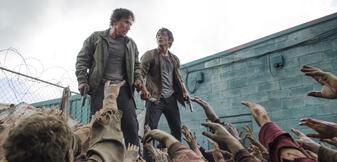 An der Spitze - The Walking Dead