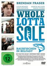 Whole Lotta Sole - Raubfischen in Belfast - Poster