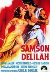 Samson und Delilah - Poster