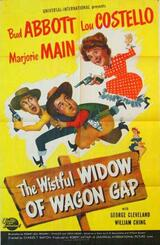 Die Wildwest Witwe - Poster