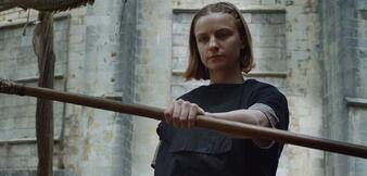 Faye Marsay in Game of Thrones