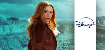 Bild zu:  Elizabeth Olsen als Scarlet Witch