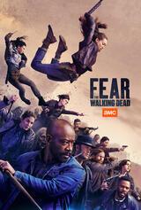 Fear the Walking Dead - Staffel 5 - Poster