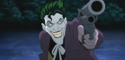 Mark Hamills Joker in Batman: The Killing Joke