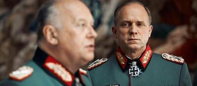 Thomas Thieme und Ulrich Tukur in Rommel