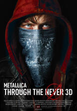 Metallica - Through the Never 3D