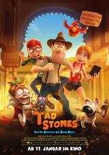 Tad Stones und das Geheimnis von König Midas - Poster