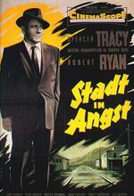 Stadt in Angst Poster