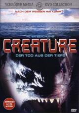 Creature - Tod aus der Tiefe - Poster