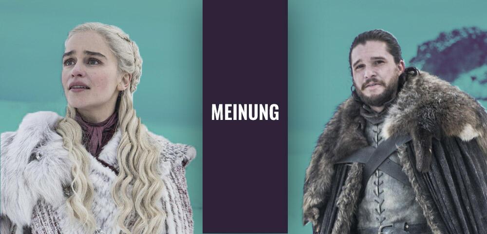 Game of Thrones: Die Romanze zwischen Jon und Daenerys war total unglaubwürdig