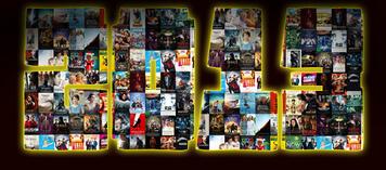 Top 25 eurer am besten bewerteten Filme 2013