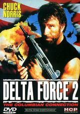 Delta Force 2: The Columbian Connection - Poster
