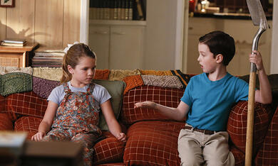 Young Sheldon, Young Sheldon - Staffel 1 mit Iain Armitage - Bild 3