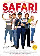 Safari - Match Me If You Can - Poster