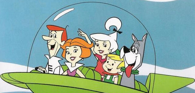 Die Jetsons in animierter Form
