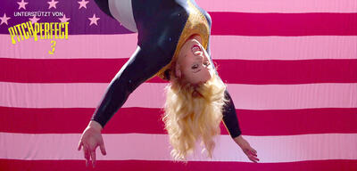 Rebel Wilson in Pitch Perfect 2