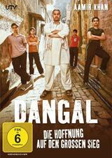 Dangal - Die Hoffnung auf den großen Sieg  - Poster