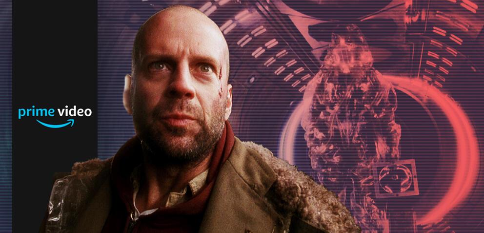 Bruce Willis im Sci-Fi-Film 12 Monkeys