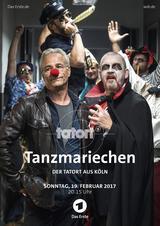 Tatort: Tanzmariechen - Poster