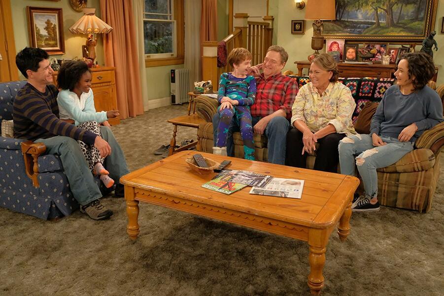 Roseanne Revival, Roseanne Revival - Staffel 1 mit John Goodman, Sara Gilbert, Roseanne Barr und Michael Fishman