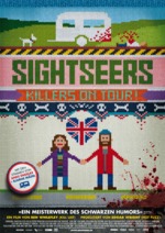 Sightseers - Killers on Tour Poster