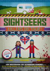 Sightseers - Killers on Tour - Poster