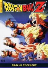 Dragonball Z - The Movie: Brolys Rückkehr - Poster