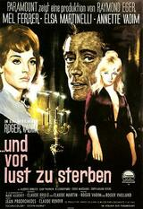 ...und vor Lust zu sterben - Poster