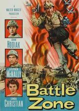 Schlachtzone Pazifik - Poster
