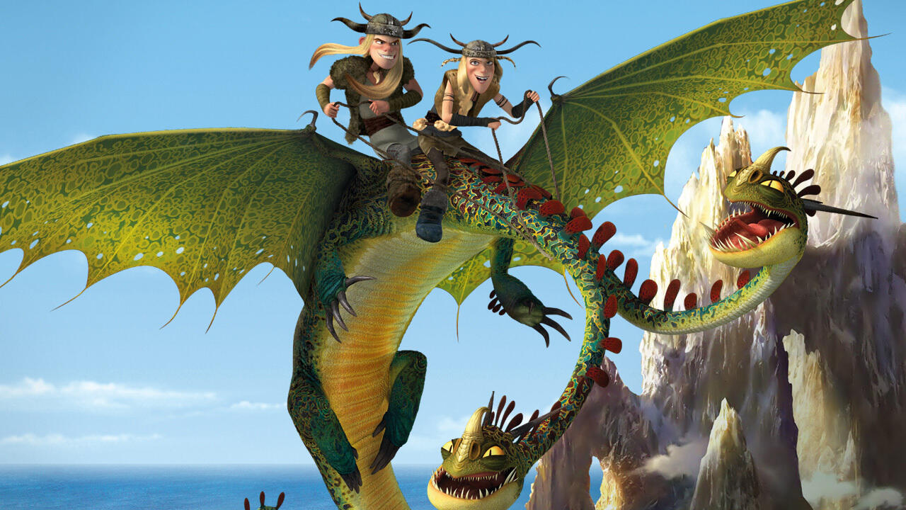 Dragons Die Reiter Von Berk Spiele Kostenlos Online