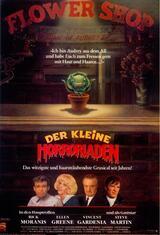 Der kleine Horrorladen - Poster