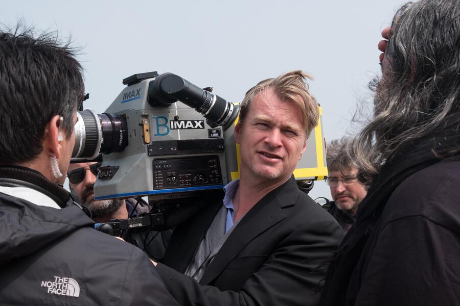 Dunkirk mit Christopher Nolan
