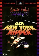 Der New York Ripper - Poster
